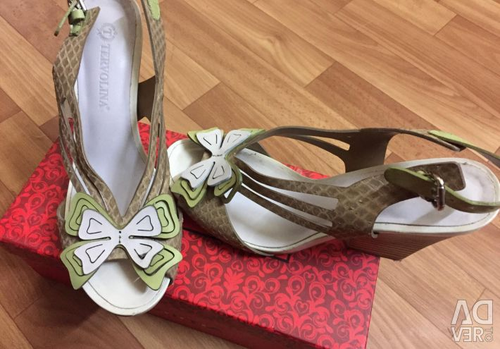 Sandals tervolina