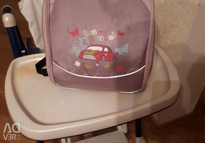 Рюкзак для мамы и на коляску с доставкой