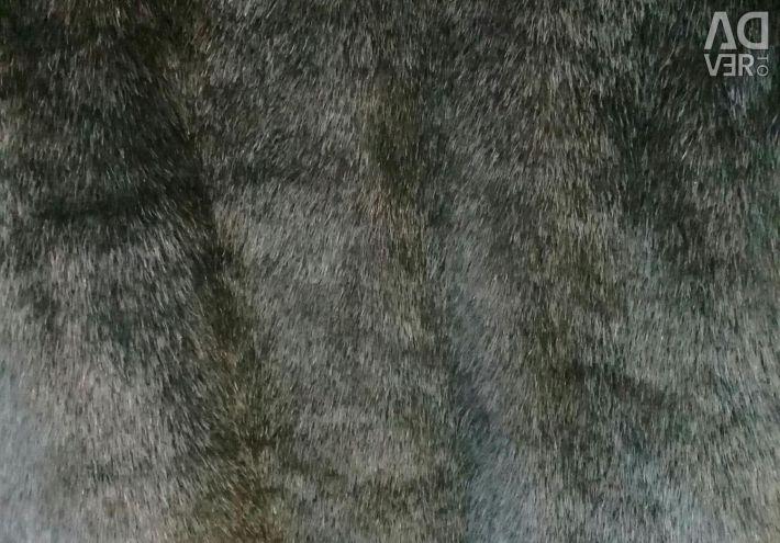 Voi vinde o haină de blană