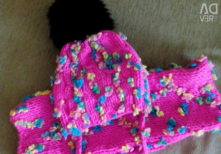 Am tricot la comanda!
