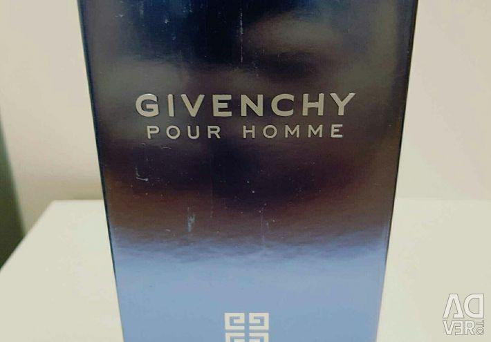 Perfume Givenchy Pour Homme Blue Label 100 ml