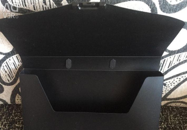 Briefcase folder