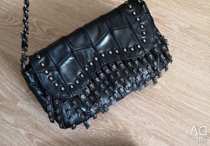 Τσάντα από δέρμα Νέα
