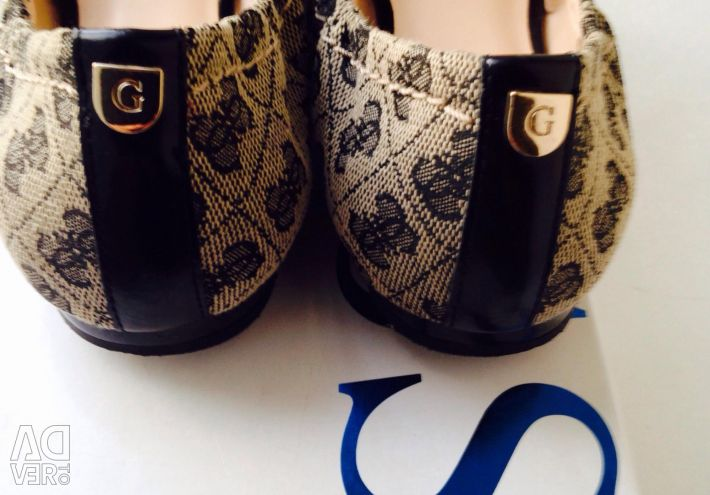 Guess gaiters