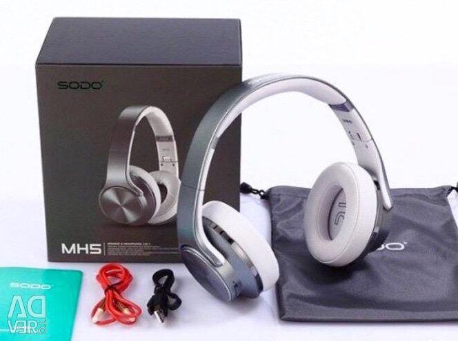 Бездротові навушники sodo MH-5