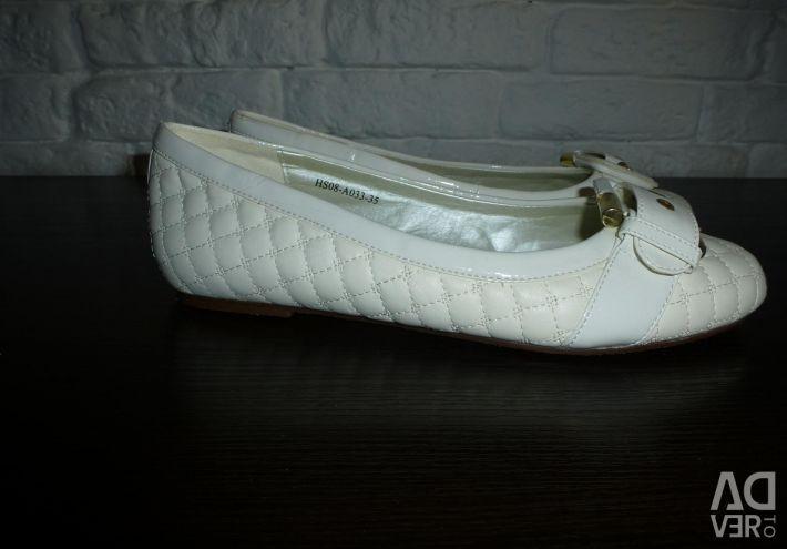 Παπούτσια μπαλέτου 40 r