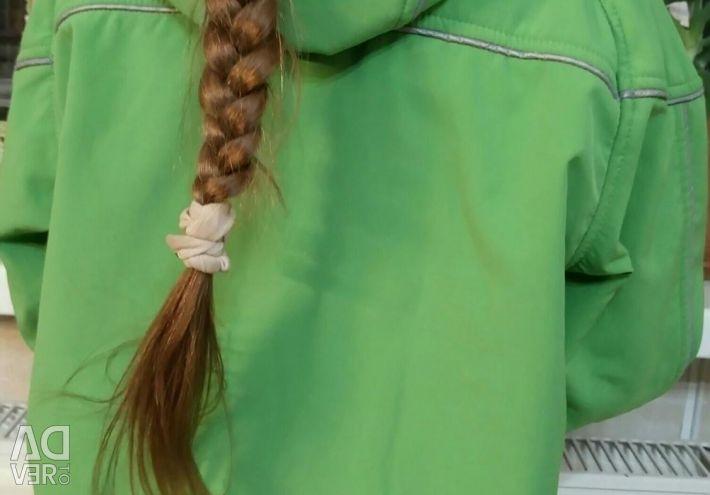 Куртка зелeная, JAKO-O(весна-осень)