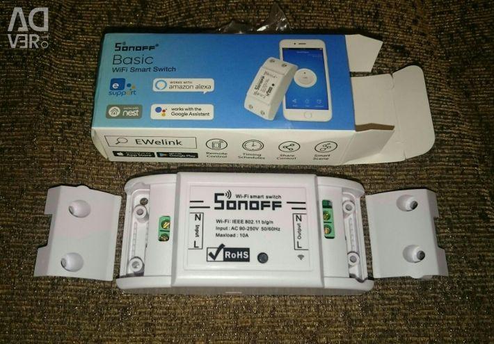 Διακόπτης Wi Fi (έλεγχος smartphone)