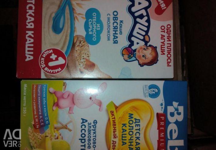 Lots of baby mixes