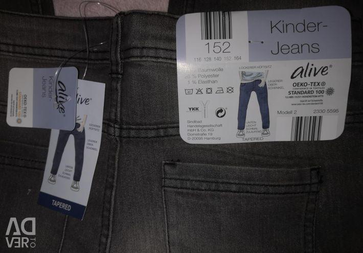 Jeans Germania, nou.