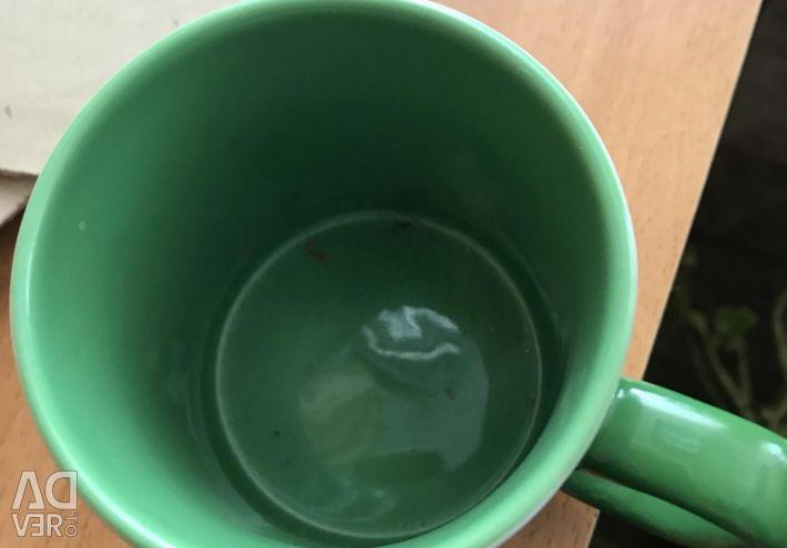 Logo uygulaması için kupa (süblimasyon)