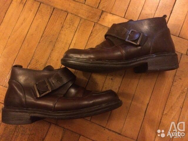 Salita чоловічі демісезонні черевики Саліта