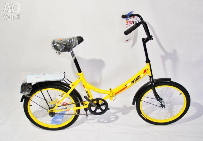 Bike adult Alto20 compact