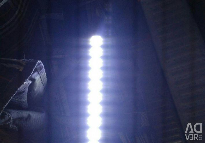 DRL, running lights Led lighte 2 × 10w🚘🔝