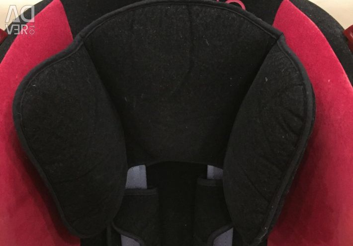 Car seat 9-18, 18-25 kg