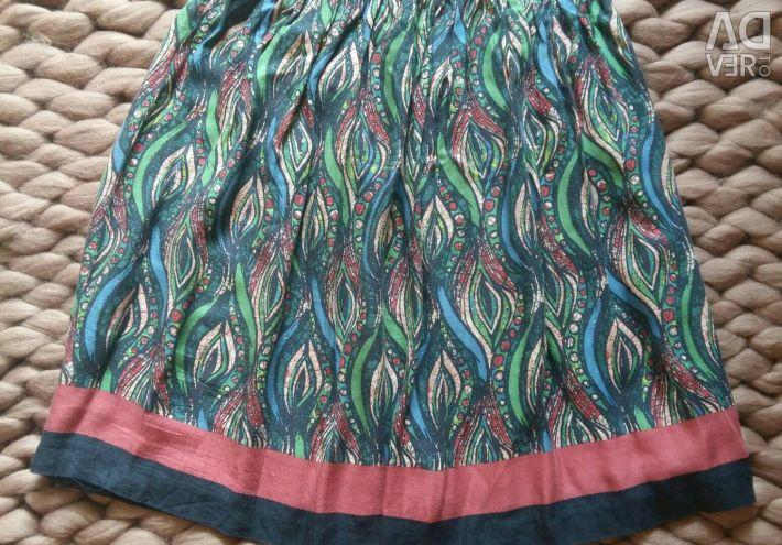 Skirt stile benetton