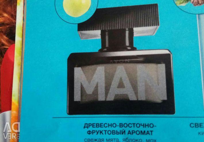 Apă de toaletă pentru bărbați 75 ml