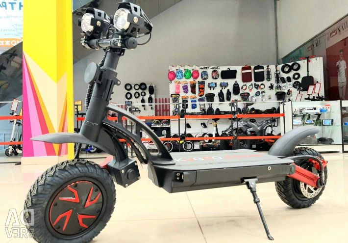 Electric scooter KUGOO G-BOOSTER 2400W./23A.
