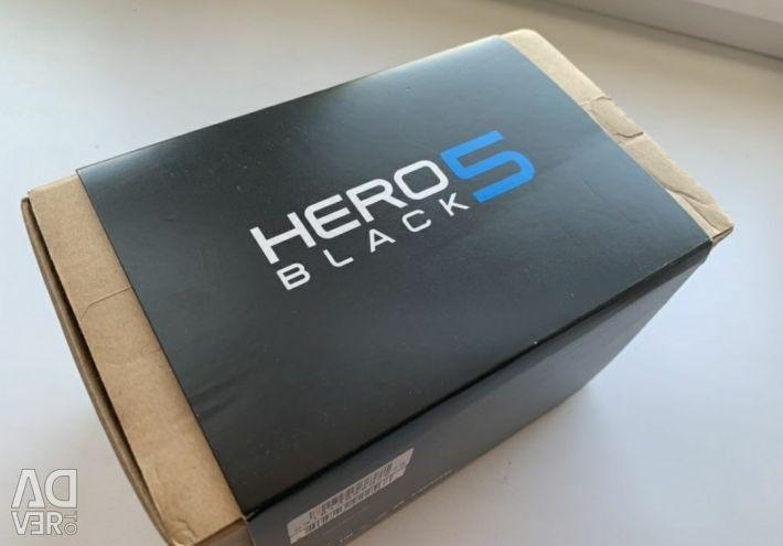 Camera GoPro Hero 5 Black Bundle Action (CHDCB-501)