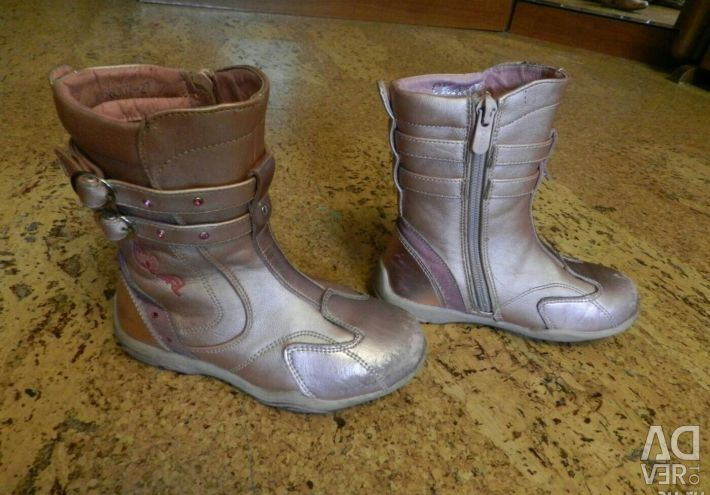 Boots Tale r. 27th