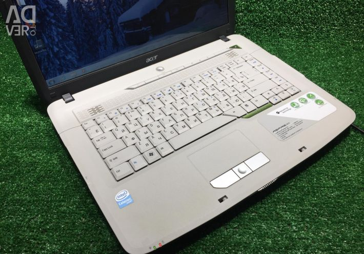 Acer laptop for home and entertainment
