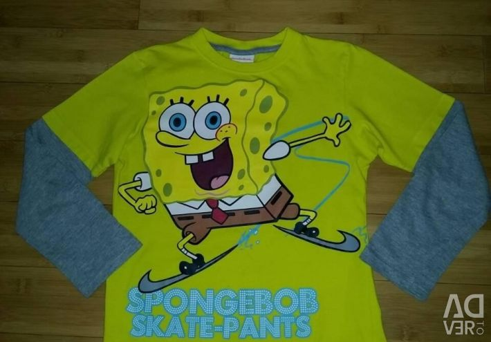 Sweatshirt children. Nickelodeon 36-38 size