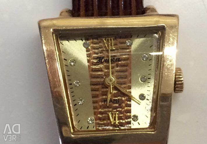 Το χρυσό ρολόι του Nick