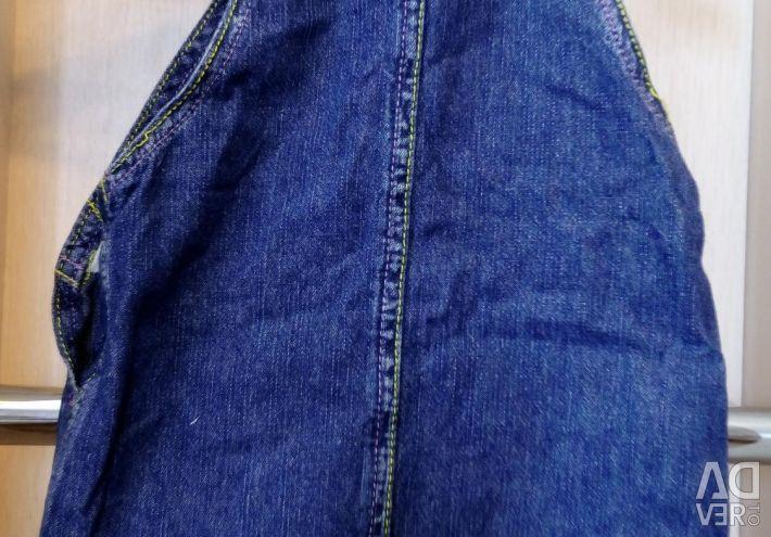 Jeans tricou