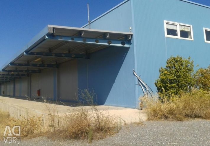 Industrial property with a total surface of 2.488,