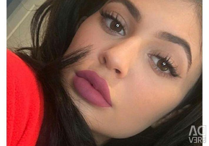 Kylie lipstick + pencil