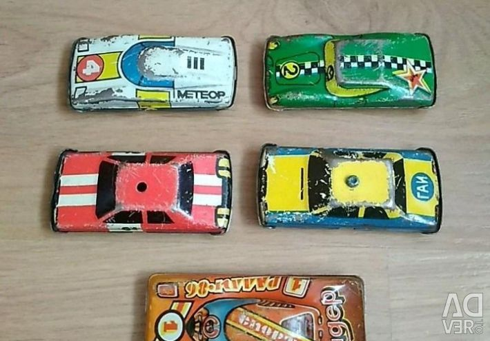 USSR toys