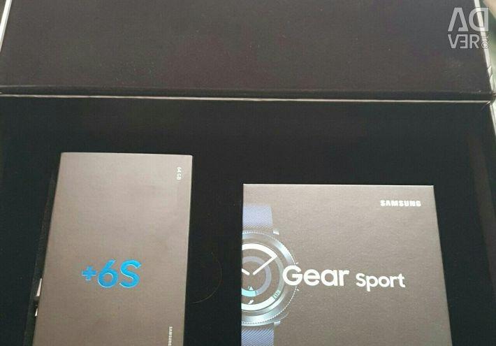 Εργοστάσιο ξεκλείδωτη GSM ολοκαίνουργιο σε κουτί Samsung S9 +