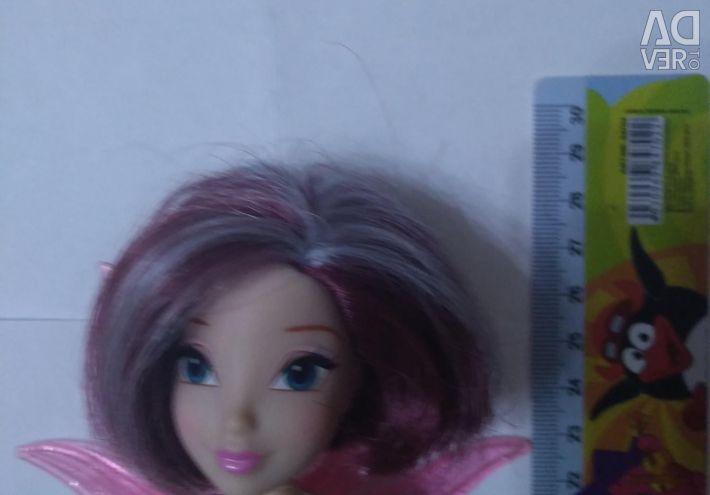 Doll Winx Techno.