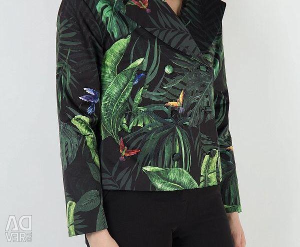 Ветровка-пиджак, размеры разные