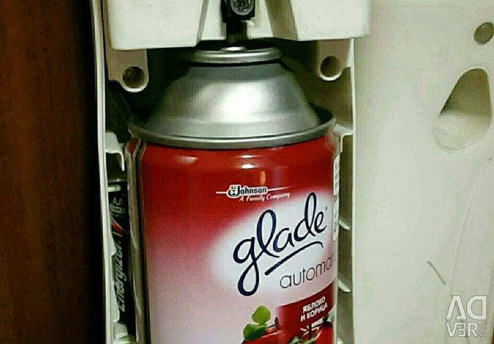 Air Freshener Dispenser Automatic