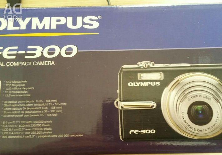 Κάμερα OLYMPOS.