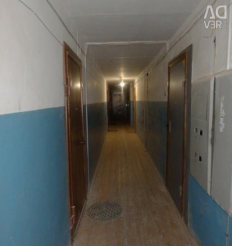 Квартира, 1 комната, 21.5 м²