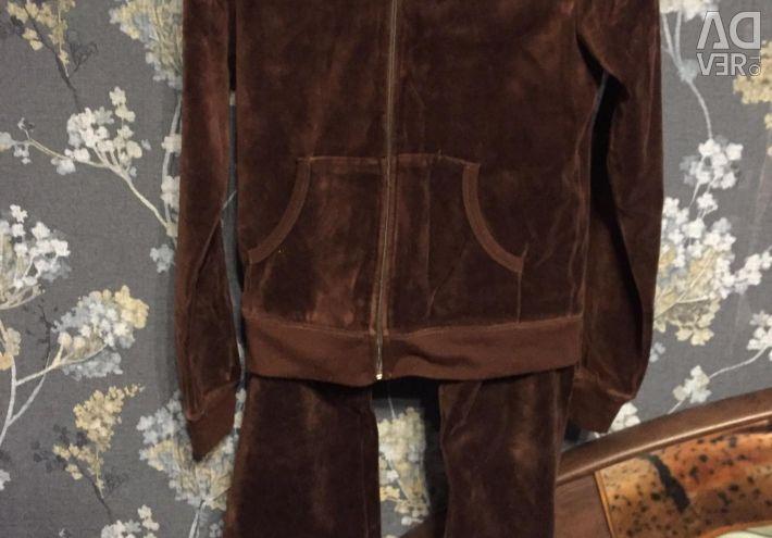 Kadife Takım Elbise Juicy Couture (ABD)