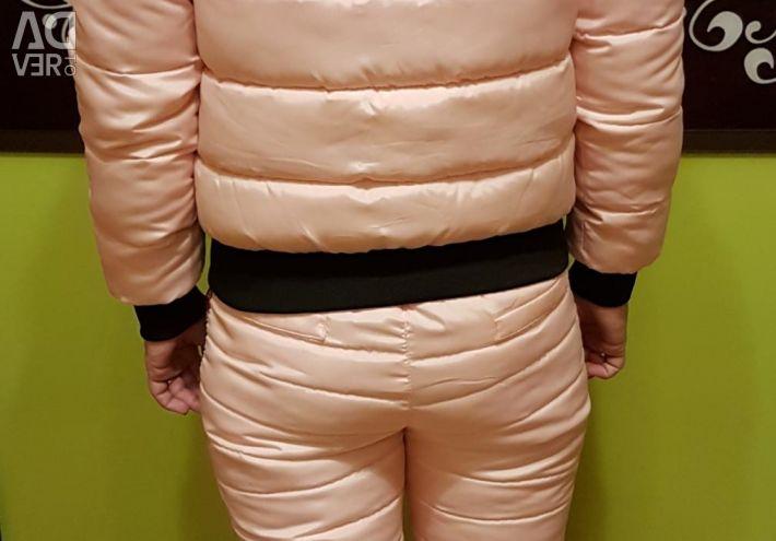 Новый костюм демисезон ( куртка+штаны)