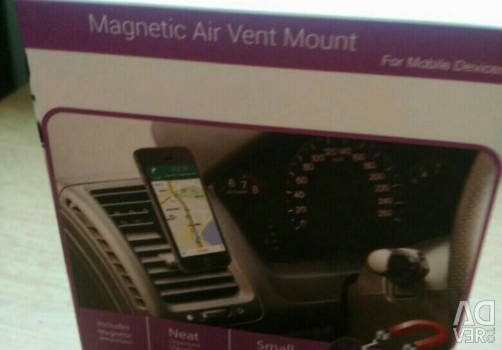 New Magnetic Phone Holder for Auto
