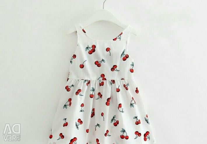 The new dress 98-104р