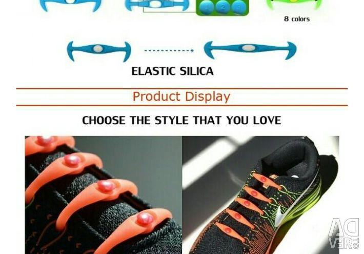 Silicone lace