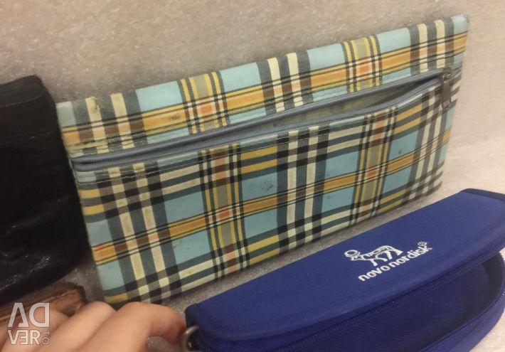 Pencil Wallets