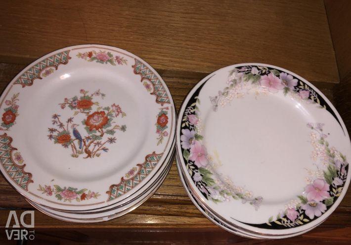 Small plates China