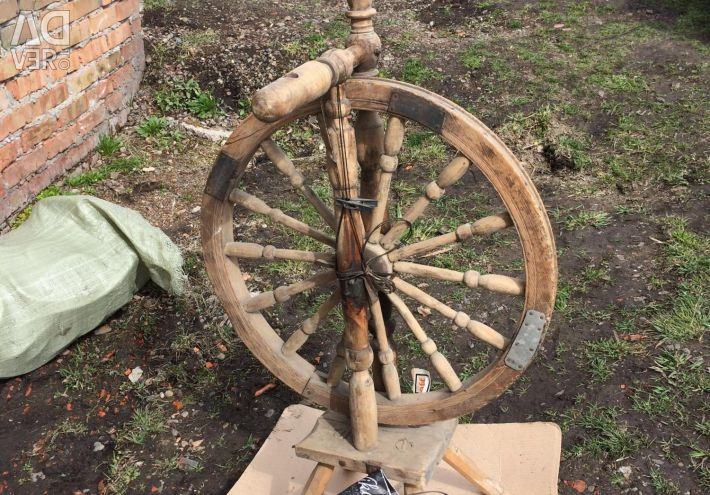 Spindle (spinning wheel)