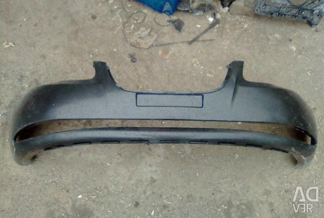 Hyundai Elantra 06-11, front bumper, 865112h010