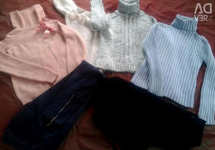 Πουλόβερ και παντελόνι r.Hs / S