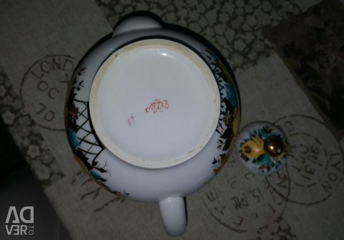 LFZ Porcelain teapot
