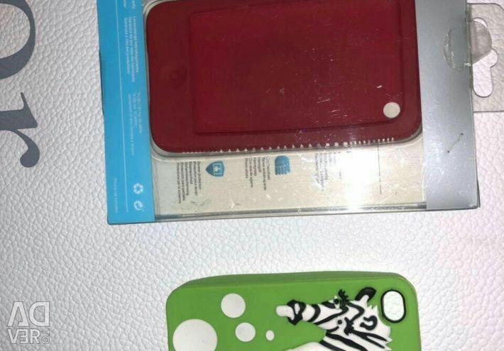 2 cazuri pentru iphone iPhone 4