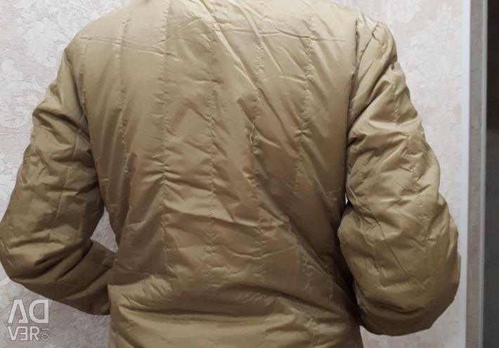 Куртка ZOLA на меху новая р.S